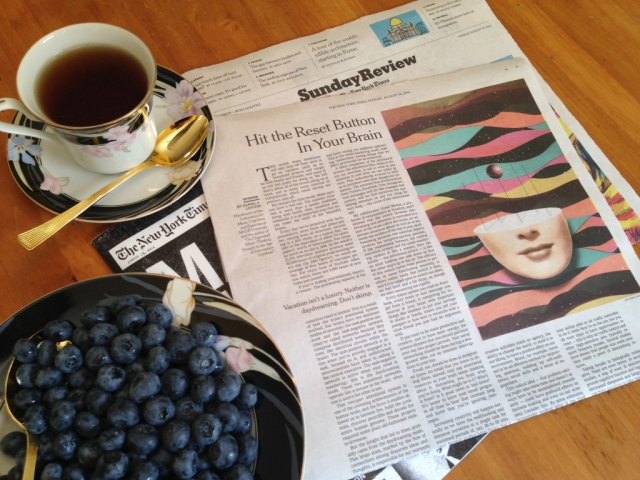 "Spansita Loves NYTimes Review, ""Hit The Reset Button In Your Brain"